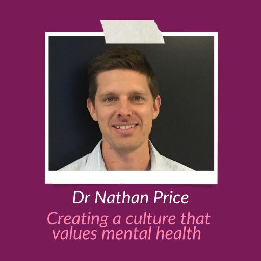 Dr Nathan Price