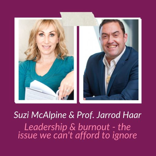 Burnout with Suzi McAlpine and Jarrod Haar